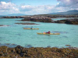 Sea Kayacking